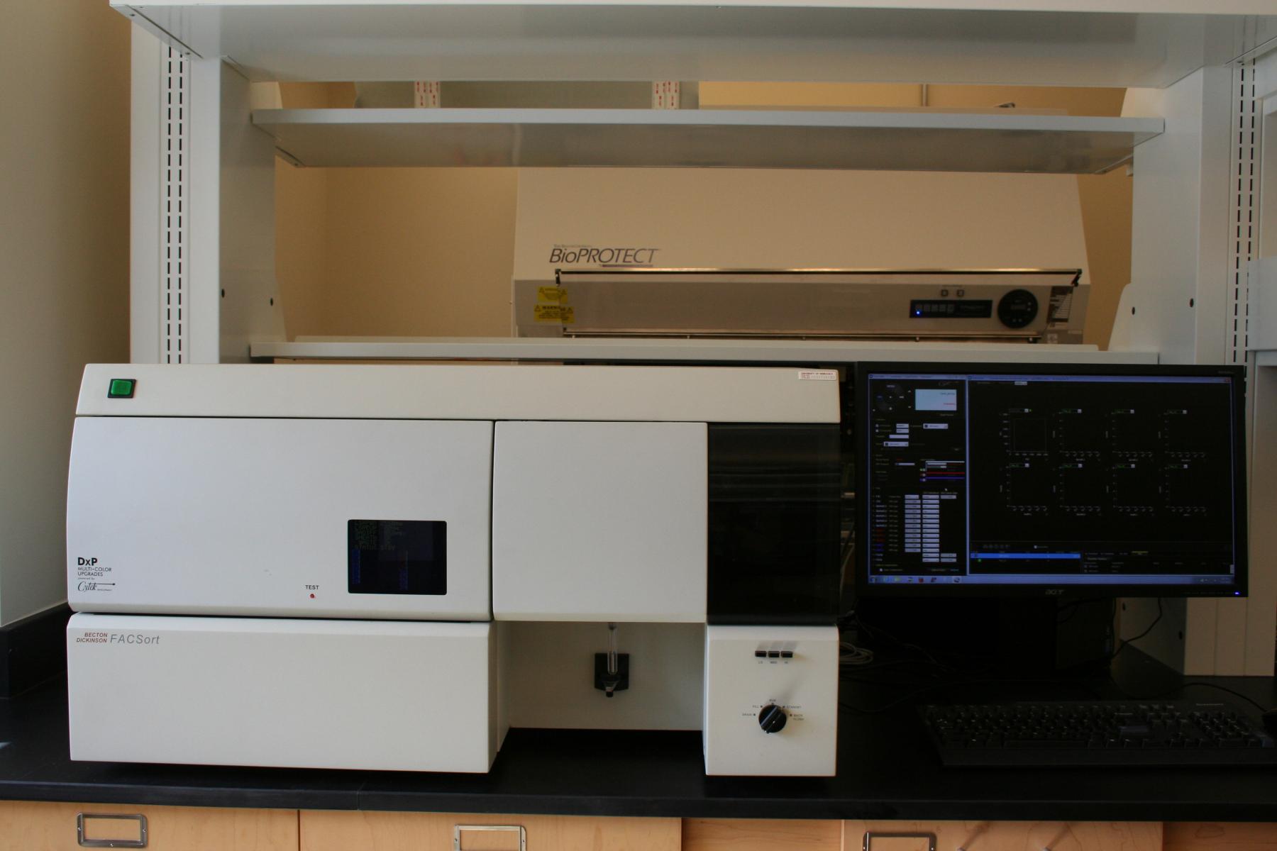 Flow Cytometry | Center for Biotechnology | Nebraska