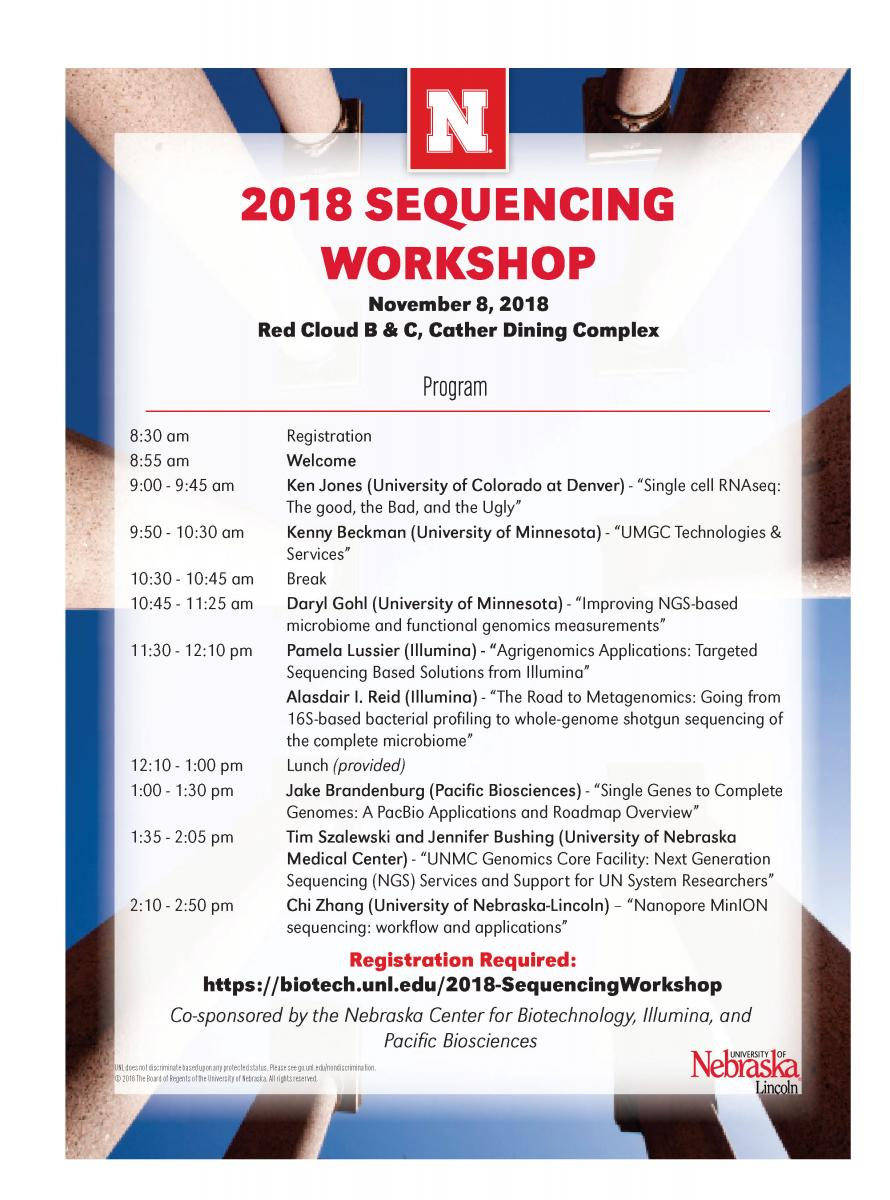 Sequencing Workshop
